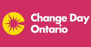 Change Day Ontario logo
