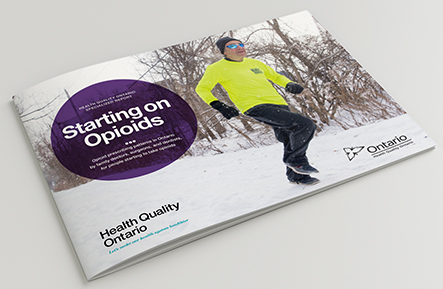 Report cover of Starting on Opioids
