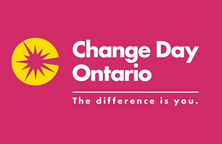 Change Day Ontario