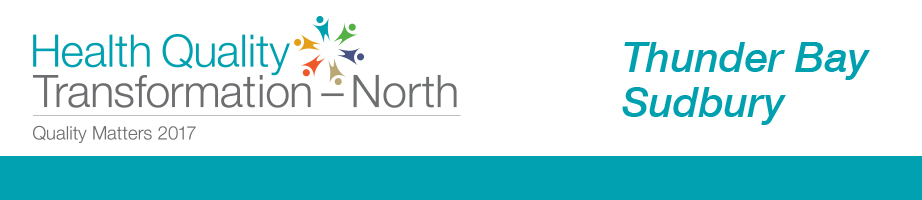 Health Quality Transformation – North logo