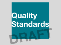 Quality Standards Draft