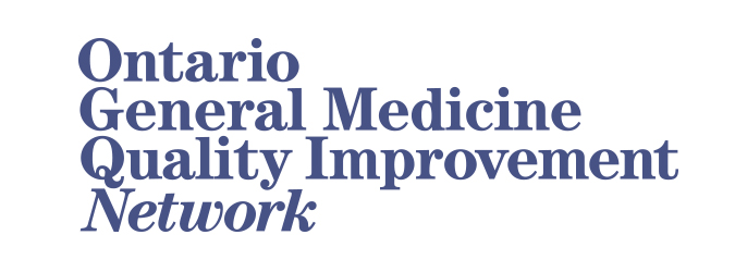 The General Medicine Quality Improvement Network wordmark