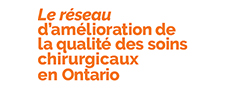 Ontario Surgical Quality Improvement Network logo