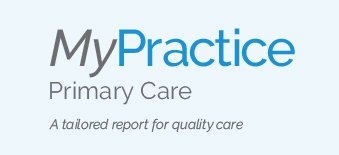 My Practice Primary Care word mark