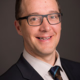 Portrait of Dr. Alan Forster, a general internist and Chief Quality and Performance Officer at the Ottawa Hospital